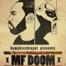 MF Doom Daniel Dumile Hip Hop Art 32x24 Poster Decor