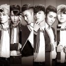 Super Junior Male Singing Group 32x24 Poster Decor