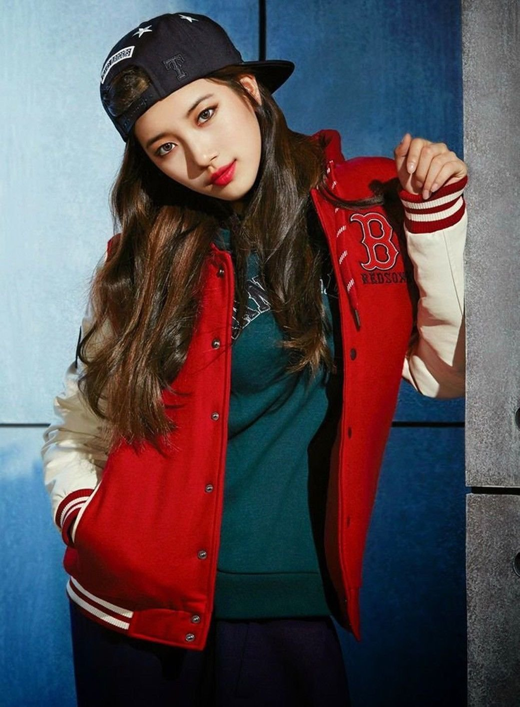 Suzy Bae Korean Actress Art 32x24 Poster Decor