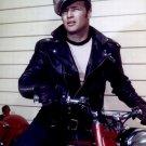 Marlon Brando Wild One Actor Star Art 32x24 Poster Decor