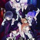 Diabolik Lovers Anime Art 32x24 Poster Decor