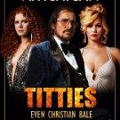 American Hustl Movie Art 32x24 Poster Decor