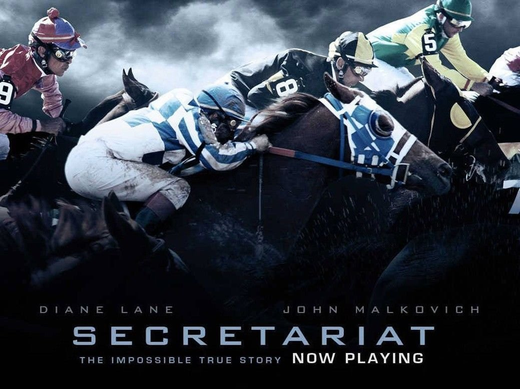 Secretariat Movie Art 32x24 Poster Decor