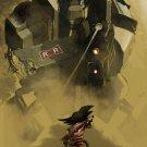 Goku Dragon Ball Anime Art 32x24 Poster Decor