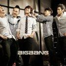 Bigbang Music Band Group Art 32x24 Poster Decor