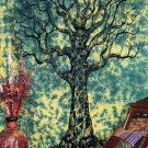 Tree Of Life Tapestry Art 32x24 Poster Decor