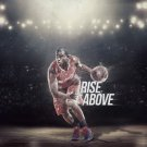 Chris Paul Basketball Star Art 32x24 Poster Decor