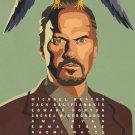 Birdman 2014 Movie Art 32x24 Poster Decor