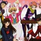 Ouran High School Host Club Anime Art 32x24 Poster Decor