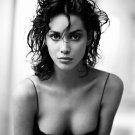 Super Model Christy Turlington Art 32x24 Poster Decor