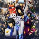 Gintama Anime Art 32x24 Poster Decor