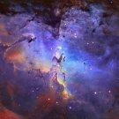 Birth Of A Star Art 32x24 Poster Decor