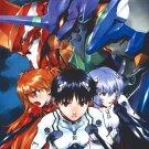 Neon Genesis Evangelion Art 32x24 Poster Decor