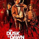 From Dusk Till Dawn Movie Art 32x24 Poster Decor