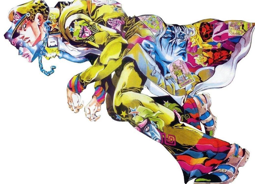 JoJo S Bizarre Adventure Anime 32x24 Poster Decor