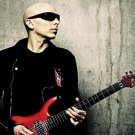 Joe Satriani Guitar Player Art 32x24 Poster Decor