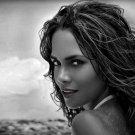 Halle Berry Actor Star Art 32x24 Poster Decor