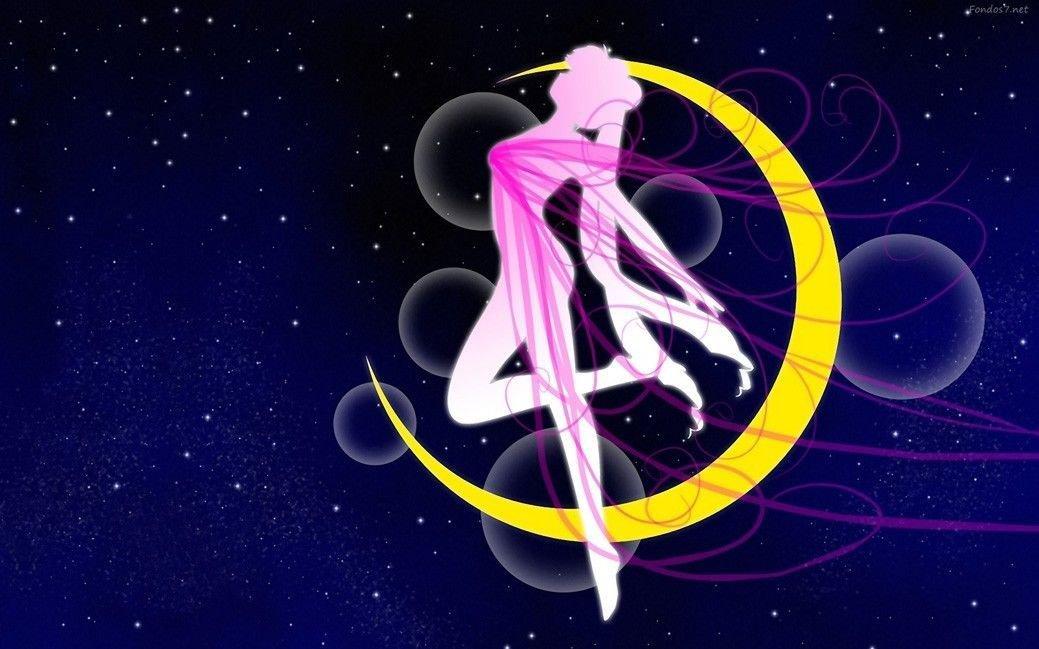 Sailor Moon Anime Art 32x24 Poster Decor