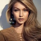 Gigi Hadid Sexy Model Art 32x24 Poster Decor