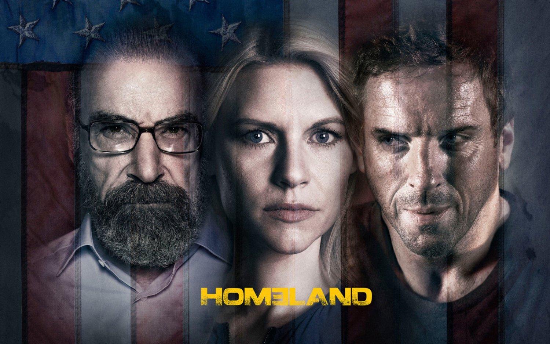 Homeland TV Show Art 32x24 Poster Decor