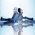 G Dragon K Pop Music Star Art 32x24 Poster Decor