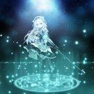 Hitsugi No Chaika Anime Art 32x24 Poster Decor