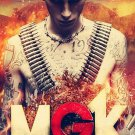 Machine Gun Kelly Music Star Art 32x24 Poster Decor