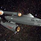 Star Trek Movie Art 32x24 Poster Decor