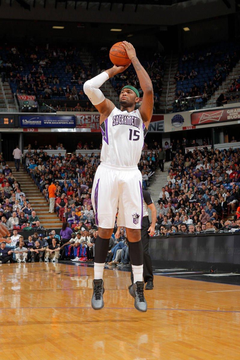 DeMarcus Cousins Basketball Star Art 32x24 Poster Decor