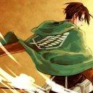 Attack On Titan Manga Anime Art 32x24 Poster Decor