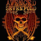 Avenged Sevenfold Metal Band Art 32x24 Poster Decor