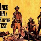 Once Upon A Time In The West Movie Art 32x24 Poster Decor