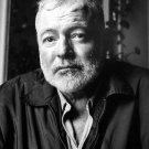 Ernest Hemingway Novelist Art 32x24 Poster Decor