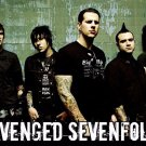 Avenged Sevenfold Metal Band Art 32x24 Poster Decor
