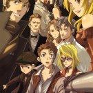 Baccano Anime Art 32x24 Poster Decor