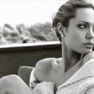 Angelina Jolie Hollywood Art 32x24 Poster Decor