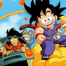 Dragon Ball Anime Art 32x24 Poster Decor