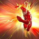 The Flash TV Show Art 32x24 Poster Decor