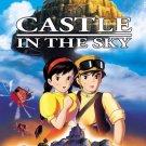 Castle In The Sky Manga Anime Art 32x24 Poster Decor
