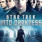 Star Trek Into Darkness Movie Art 32x24 Poster Decor