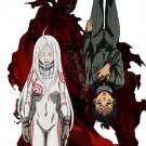 Deadman Wonderland Anime Art 32x24 Poster Decor