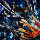 Guilty Crown Anime Art 32x24 Poster Decor
