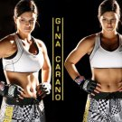 Gina Joy Carano Fitness Model Art 32x24 Poster Decor