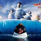 Happy Feet 2 Movie Art 32x24 Poster Decor