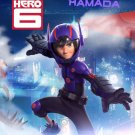Big Hero 6 Movie 2014 Art 32x24 Poster Decor
