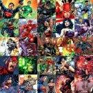 Justice League Movie Anime Art 32x24 Poster Decor