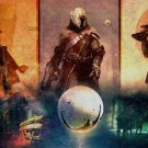 Destiny Hot Game Art 32x24 Poster Decor