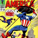 Marvel Vintage Cover Captain Art 32x24 Poster Decor
