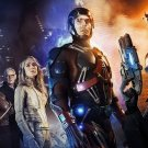Legends Of Tomorrow TV Show Art 32x24 Poster Decor