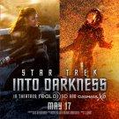 Star Trek 2 Into Darkness Art 32x24 Poster Decor